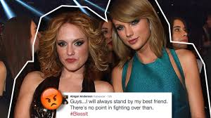 People Are Sending Death Threats To Taylor Swift's BFF After She ...