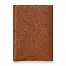 levenger leather 5 year journal cover