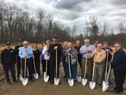 Elsesser's Auto Repair & Fabricating Breaks Ground on New Facility in Perry  Township - Shiawassee Economic Development Partnership