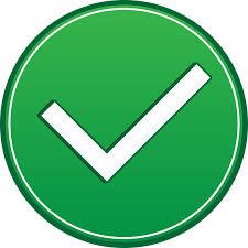 ยืนยัน สัญลักษณ์ ไอคอน - กราฟิกแบบเวกเตอร์ฟรีบน Pixabay