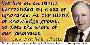 john wheeler quotes science quotes dictionary of science