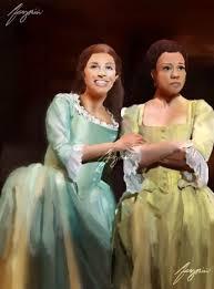 Elizaaaa... and Peggy! | Hamilton Amino