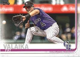 Amazon.com: 2019 Topps Series Two Baseball #621 Pat Valaika ...