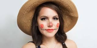 scarecrow makeup tutorial for