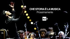 Rai3 - Che storia è la musica, con il Maestro Ezio Bosso.
