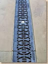 pavingexpert drainage channel