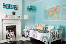 Atlanta West Elm Zebra Rug Contemporary Kids With Kids Bedroom And