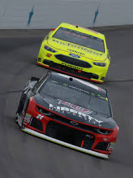 Ryan Blaney, William Byron - Ryan Blaney and William Byron Photos - Monster  Energy NASCAR Cup Series O'Reilly Auto Parts 500 - Zimbio