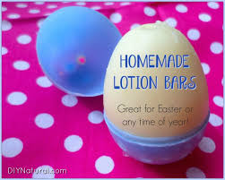 easter lotion bars with cocoa er