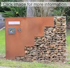 Rock Wall Ideas Garden Wall Designs And Costs Gabion1 Usa