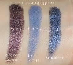 makeup geek eyeshadow swatches part 3