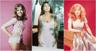 30 Beautiful Pics of Young Ingrid Pitt in the 1960s and '70s | Vintage News  Daily
