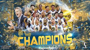 golden state warriors 2018