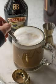irish coffee baileys irish cream