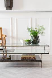 three tier glass coffee table in 2020