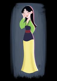 disney princess quotes mulan knowol
