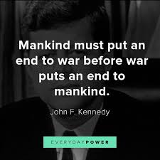 john f kennedy quotes on life politics greatness