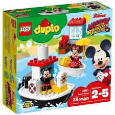 LEGO Duplo 10843 - Xe Đua của Chuột Mickey (LEGO Duplo Mickey Racer) giảm  chỉ còn 799,000 đ