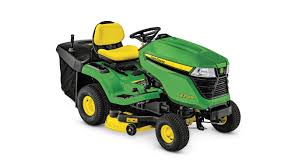 x350 lawn tractor collect mower