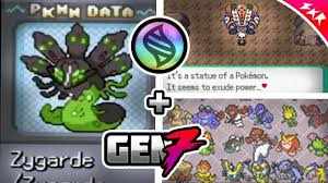 Completed Pokemon GBA Rom Hack With Mega Evolution & Gen 7 (With Download  Link) - YouTube