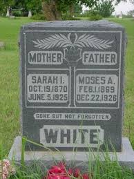 Sarah Isabelle West White (1870-1925) - Find A Grave Memorial