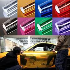 Solid Color Waterproof Uv Protected Auto Wrap Film Car Sticker Decal Sheet Renadawawhuki44