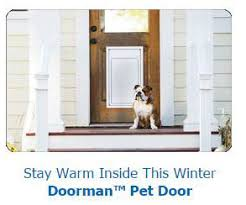 Invisible Fence Doorman Pet Door Jim Salmon Professional Home Inspection Services