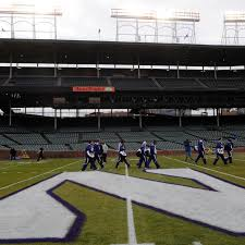 Northwestern moves football game from ...