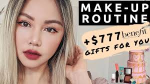 my cur makeup routine makeup for