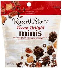 russell stover milk chocolate minis