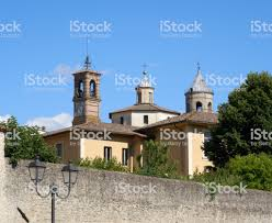 Church Towers In Città Di Castello Umbria Italy Stock Photo - Download  Image Now - iStock