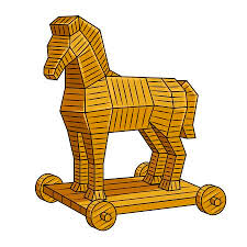 Trojan Vectoren, Illustraties En Clipart - 123RF