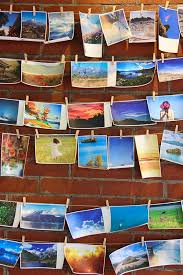 collage wall prints vintage travel