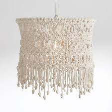 home decorative macrame chandeliers