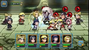Học viện ninja - naruto đại chiến | Thức tỉnh hinata lục đạo 1 - YouTube