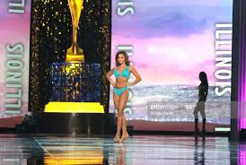 Miss Illinois 2017 Abby Foster participates in Swimsuit challenge... News  Photo - Getty Images