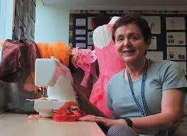 Retiring North Bromsgrove High School English teacher takes textiles A  level - and gets an 'A' | The Bromsgrove Standard