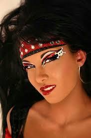 pirate makeup ideas