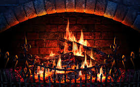 fire place screensaver 3d screensaver