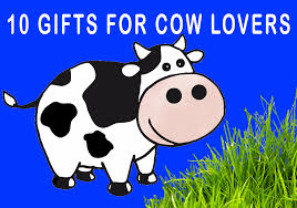 10 hilarious fun gifts for cow