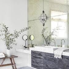 antiqued mirror wall panels design ideas