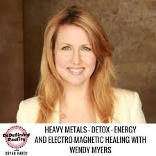 Toxic Metals Detox Energy and Electromagnetic Healing with Wendy Myers -  Ep. 30 by Bryan Hardy on SoundCloud - Hear the world's sounds
