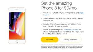 iphone 8 can be yours free of charge