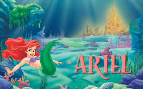 little mermaid desktop wallpapers 46