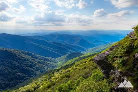 craggy pinnacle trail asheville trails