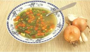 mixed vegetable soup recipe how to