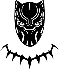Amazon Com Us Suppliers Black Panther New Movie Vinyl Sticker Decals For Car Bumper Window Macbook Pro Laptop Ipad Iphone 3 X 2 5 Black By Home Improvement