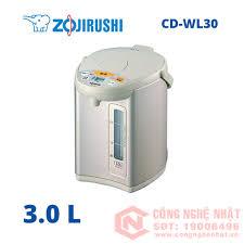 Bình thủy điện Zorijushi CD-WL30 3.0 Lít nội địa Nhật Bản 2nd 94%_Bình Thủy  Điện_Gia Dụng Nhà Bếp_Hàng nội địa Nhật chính hãng, Phụ kiện điện thoại  chính hãng, Nồi cơm điện