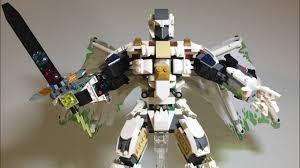 LEGO Ninjago set 70679 The Ultra Dragon - Alternate mech build with  tutorial PART 1 - Perseus679 - YouTube