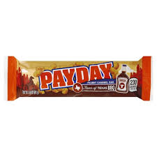 hershey foods payday candy bar 1 85 oz